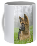 German Shepherd Puppy Coffee Mug
