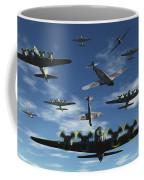 German Sonderkommandos Ram Allied Coffee Mug