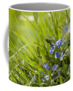 Germander Speedwell Coffee Mug