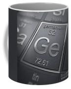 Germanium Chemical Element Coffee Mug