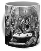 Germany: Beer Cellar, 1875 Coffee Mug