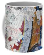 Germany, Berlin Wall Berlin Coffee Mug