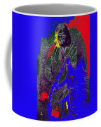 Geronimo Film Homage  Stylized Ben Wittick Photo Coffee Mug