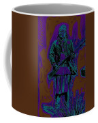 Geronimo With Rifle C.s. Fly Photo 1887-2008 Coffee Mug
