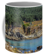 Gerstle Beach Coffee Mug