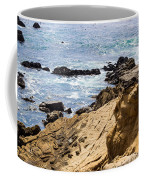 Gerstle Coastline Coffee Mug