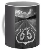 Get Your Kicks On Coffee Mug