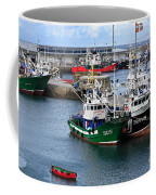 Getaria Fishing Fleet Coffee Mug