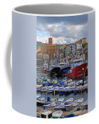Getaria In Basque Country Spain Coffee Mug