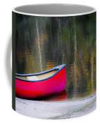 Getaway Canoe Coffee Mug