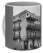 Gettin' By In New Orleans Bw Coffee Mug