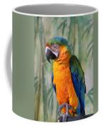 Getting A Good Kick Start Of The Day Coffee Mug