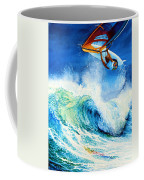 Getting Air Coffee Mug