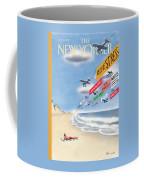 Getting Away From It All Coffee Mug