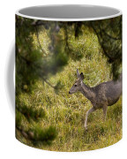 Getting Out Of Sight Coffee Mug