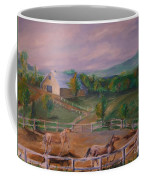 Gettysburg Farm Coffee Mug