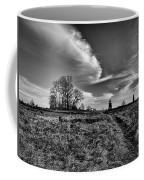 Gettysburg Sky Coffee Mug