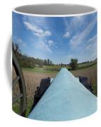 Gettysburg Vintage Cannon Macro Coffee Mug
