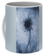 Geum Urbanum Cyanotype Coffee Mug