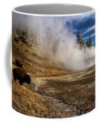 Geyser Gazer Coffee Mug