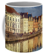 Ghent Waterfront Coffee Mug