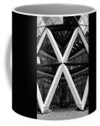 Gherkin Entrance Coffee Mug