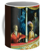 Ghost At The Theatre Coffee Mug