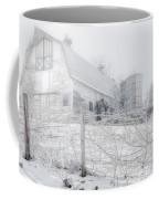 Ghost Barn Coffee Mug