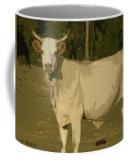 Ghost Cow 2 Coffee Mug