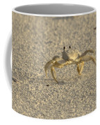 Ghost Crab Coffee Mug