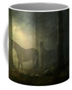 Ghost Horses Coffee Mug