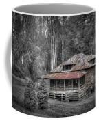 Ghost In The Window Coffee Mug