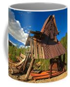 Ghost Of An A-frame Coffee Mug