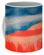 Ghost Ranch Original Painting Coffee Mug