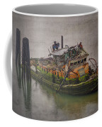 Ghost Steamer Coffee Mug