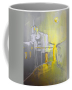 Ghost Town In Spain Coffee Mug