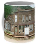 Ghost Town Of Saint Elmo Coffee Mug