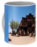 Ghost Town Saloon Coffee Mug