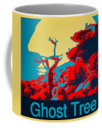 Ghost Tree Poster Coffee Mug