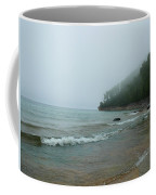 Ghost Trees Coffee Mug