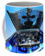 Ghost Under The Hood Coffee Mug