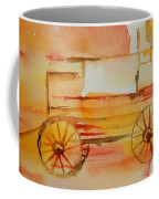 Ghost Wagon Coffee Mug