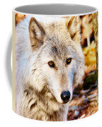 Ghost Wolf Coffee Mug
