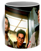 Ghostbusters Coffee Mug by Paul Tagliamonte