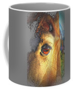 Ghostly Encounter Coffee Mug