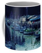 Ghostly Marina Coffee Mug