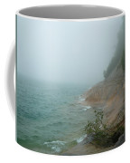 Ghostly Shore Coffee Mug