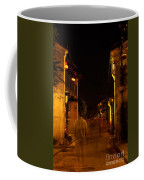 Ghostly Street Coffee Mug