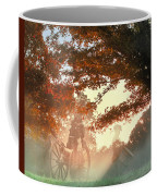 Ghosts At Fort Donelson Coffee Mug