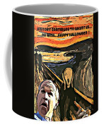 Ghosts Of The Past Coffee Mug